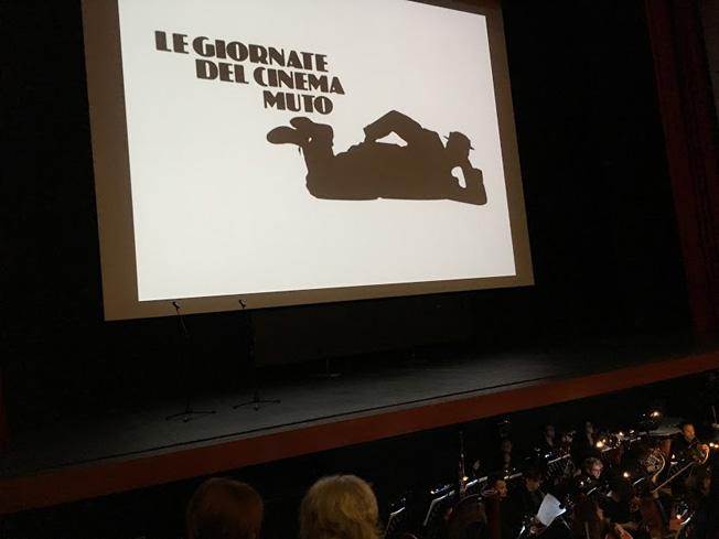 Clausura del 36° Le Giornate del Cinema Muto. Foto: Juan Sebastián Ospina León