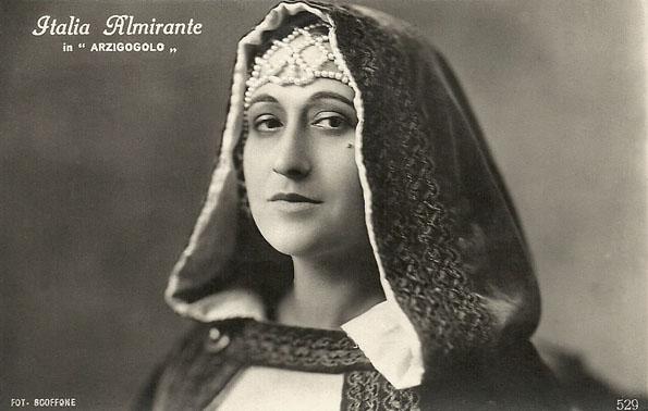 Italia Almirante Manzini
