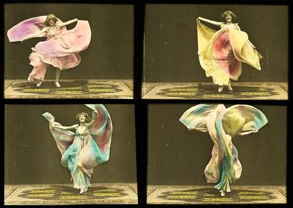 Serpentine Dance by Annabelle